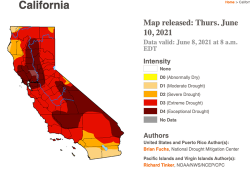 PG&E Warns Of More Blackouts AsCalifornia Wildfire Season Begins 3