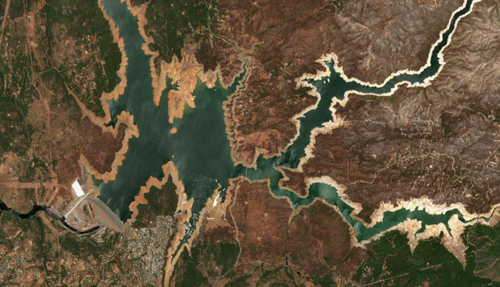 Megadrought Could ForceCalifornia's LakeOroville Hydroelectric Power Plant To Shut Down 3