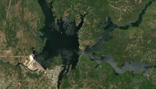 Megadrought Could ForceCalifornia's LakeOroville Hydroelectric Power Plant To Shut Down 2