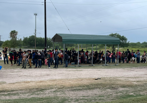 Texas AG: Biden Administration 'On The Side Of Cartels' When It Comes To Southern Border