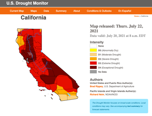 One Shocking Chart Has Californians Trembling With Fear 2