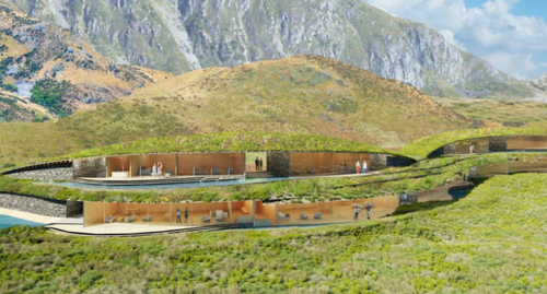 Peter Thiels  luxuriöse Weltuntergangsvilla in Neuseeland?