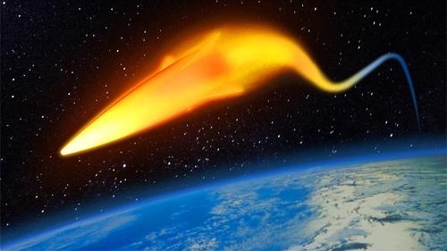 """""""Erstaunlicher Fortschritt"""" – China testet Hyperschallwaffe, die um den Planeten fliegt"""