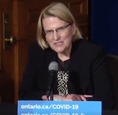 """Kanadische Polizei weigern sich, die neuen Lockdown-Gesetze des """"Polizeistaats"""" durchzusetzen"""