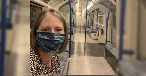 UK Labour Councillor Ridiculed For Bragging About Wearing A Mask On An Empty Train