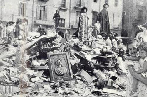 The Prelude to World War II: The Spanish Civil War and Today's America3