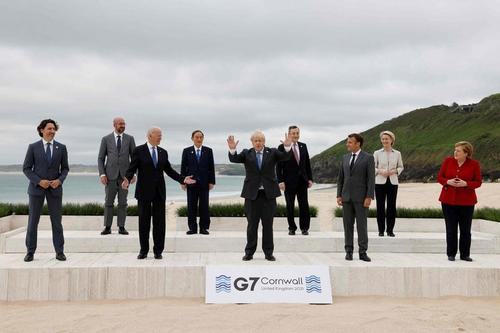 Group Of Seven Illustrates Existential Global Problem Not Solution