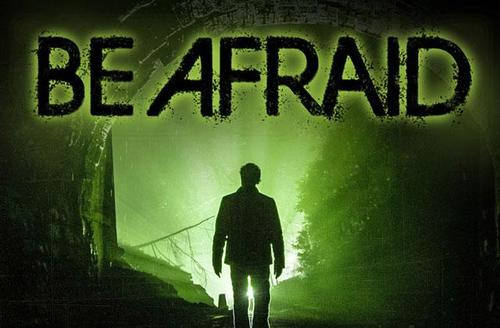 'The Age Of Fear', A Graduation Message For Terrifying Times Be-Afraid_Poster-s