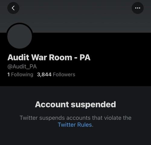Twitter Suspends 2020 Election Audit Accounts For Multiple States 4