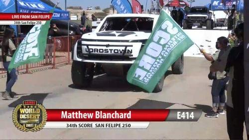 "Lordstown Motors' ""Endurance"" All-Electric Pickup Fails To Endure Baja Race"