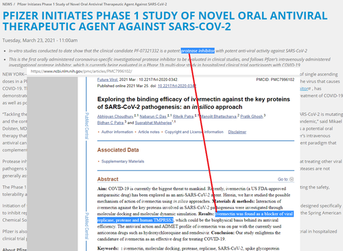 FDA Lists 'Horse Drug' As Approved COVID Treatment E_QPEfAXMBYXiwP%281%29