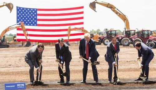 Foxconn Mostly Bails On $10 Billion Wisconsin Factory 2
