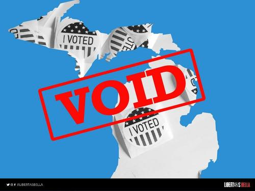 Michigan Election Fraud: Evidence of Wolverine State Chicanery during America's 2020 Presidential Election