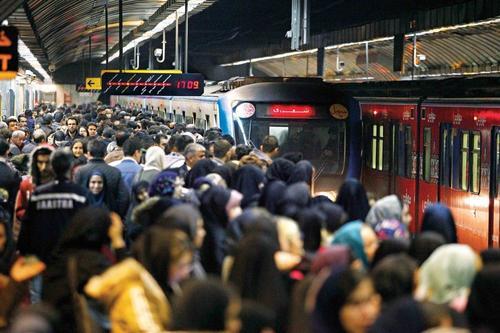 "Alleged Cyberattack Creates ""Unprecedented Chaos"" For Iran's National Rail Network"