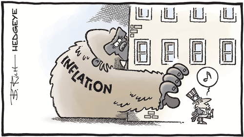 A Stunned Wall Street Responds To Today's Scorching Inflation Print