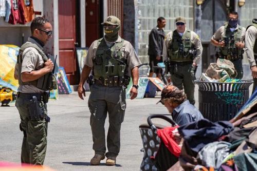 USA: Der tragische Untergang der berühmten Venice Beach