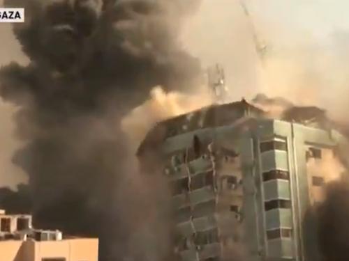 Biden Phones Netanyahu After Israel Flattens AP Offices In Gaza - Has Yet To CondemnAttack