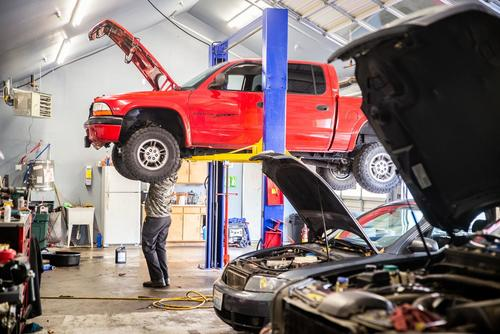 Parts Shortages Hit Auto Repair Shops, Taking Weeks To Fix Vehicles