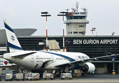 """Israel führt bei allen ankommenden Fluggästen jetzt einen """"COVID-Genscans"""" durch"""
