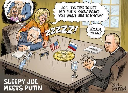 Ehemaliger CIA-Mitarbeiter: Der Biden-Putin Gipfel: Segen oder Pleite?
