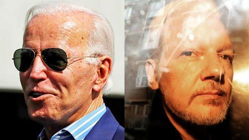 With Biden In UK, 24 Members Of Parliament Demand He Let Assange Go