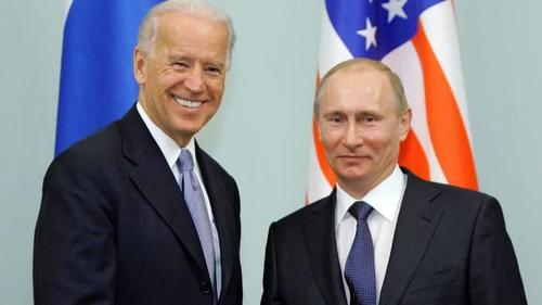 Russia Signals A Putin-Biden Summit Is Likely For Mid-June