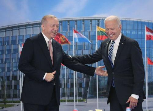 """Biden Refuses To Issue Erdogan Meeting Details: """"I'll Let The Turks Tell You About It"""""""