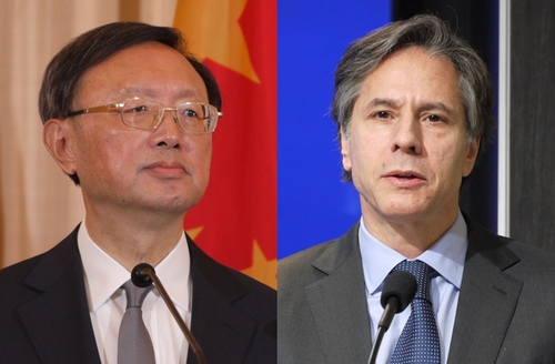 Blinken Demands WHO Invite Taiwan IntoDecision-Making Body Over Chinese Objections
