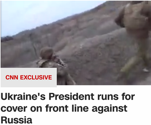 """Ukraine Demands """"More Weapons, More Money, More Support To Join NATO"""" From Biden"""