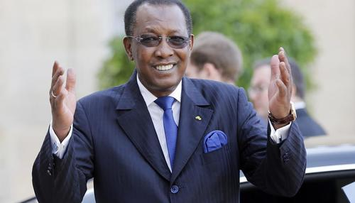 68-Year Old President Of Chad Killed In Frontline Clashes With Rebels