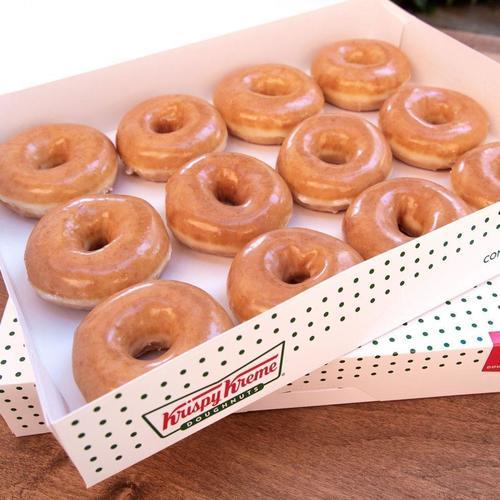 Krispy Kreme Warns Donut Price Inflation To Hit Next Month