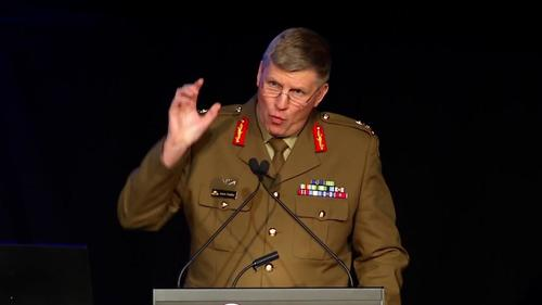 "Top Australian General's Leaked Classified Briefing Says War With China A ""High Likelihood"""