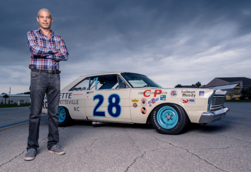 "Fund Manager Arrested, Charged With Fraud, After Using Client Funds For His ""Race Car Hobby"""