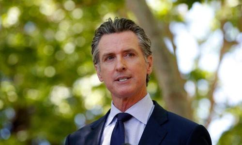 California Governor Assaulted By Man During Visit To Oakland 2