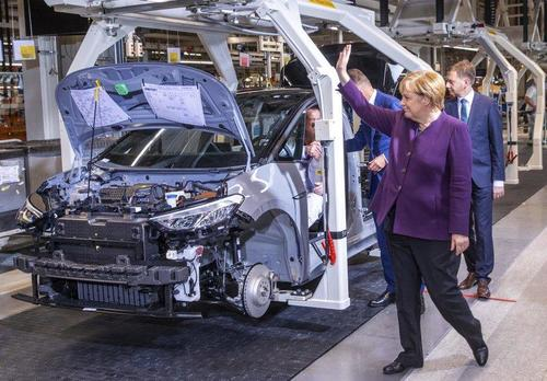 Green Switch To Electric Cars Could Cost Germany 100,000 Jobs