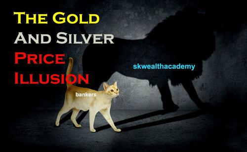 the persistent gold and silver price illusion