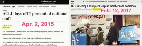 ACLU Again Cowardly Abstains From Online Censorship Controversy: This Time Over BLM 3