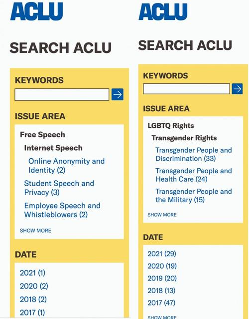 ACLU Again Cowardly Abstains From Online Censorship Controversy: This Time Over BLM 5
