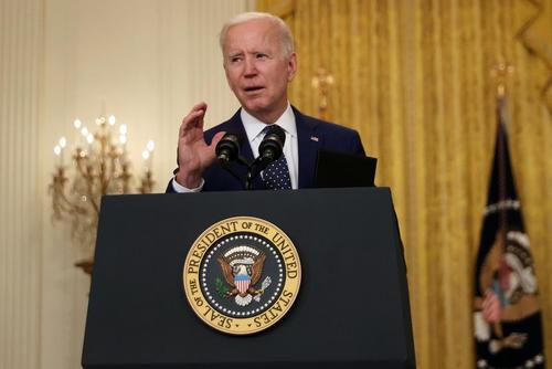 "Biden Blames Russia For The Exact Same ""Interference"" That US Corporate Media Is Guilty Of"