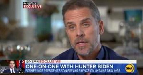 """""""Keep As Much Money As You Can"""": Hunter Biden Disclosures Offer New Details On His Chinese Financial Dealings And Associations"""