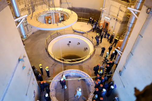 Iran Obtains 60% Enriched Uranium Overnight In Alarming First thumbnail