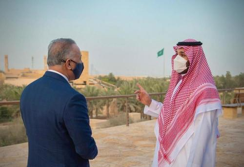 Two Longtime Enemy Mideast CountriesHave Entered Unlikely Peace Talks