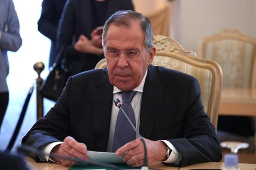 Russian FM Lavrov: US Relations Now Worse Than Cold War