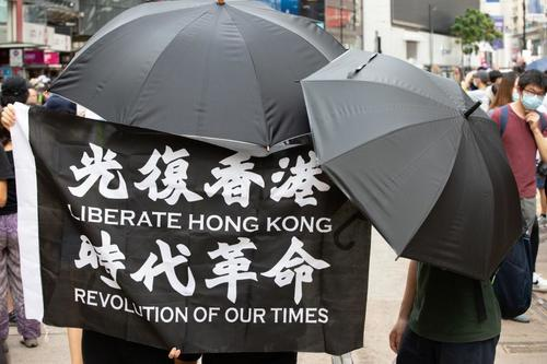 First Pro-Democracy Protester Convicted Under Hong Kong National Security Law