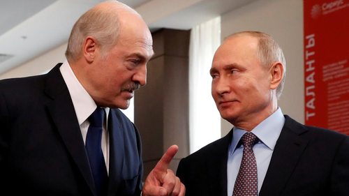 """Russia & Belarus Say US-Backed """"Assassination"""" & """"Coup"""" Attempt Against Lukashenko Thwarted"""
