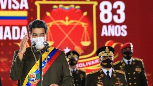 Venezuela Says US Sanctions Blocking COVID Vaccines: 'Global Health System' As Geopolitical Weapon