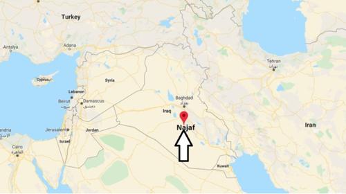 Israel Blamed For Fresh Airstrikes Deep Inside Iraq