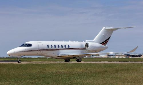 Private-Jet Demand Soars As Planemakers Enter Boon Times