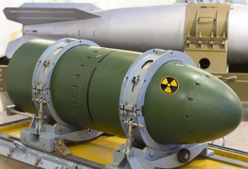China Urges US & Russia To Reduce Their Nuclear Arsenals