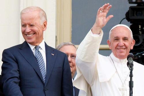 Biden trifft Papst wenige Tage bevor er den Staats- und Regierungschefs einen globalen Mindeststeuer- und Klimaplan von 15 % vorstellt